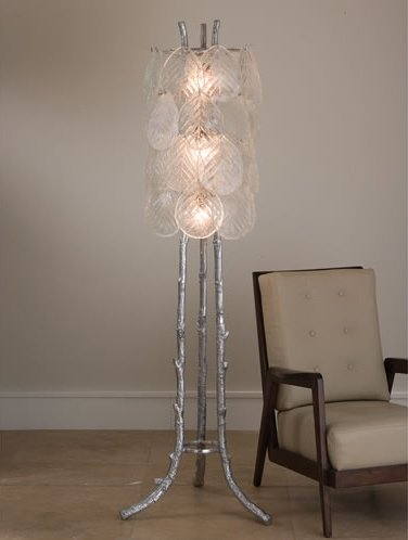 Global views murano glass modern contemporary floor lamp glv 9 90904 see details