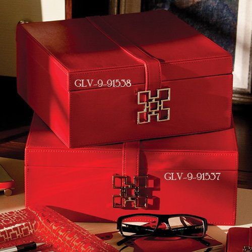 Global Views Box: Global Views 9.91538 Aarhus Cherry Bomb Transitional Box