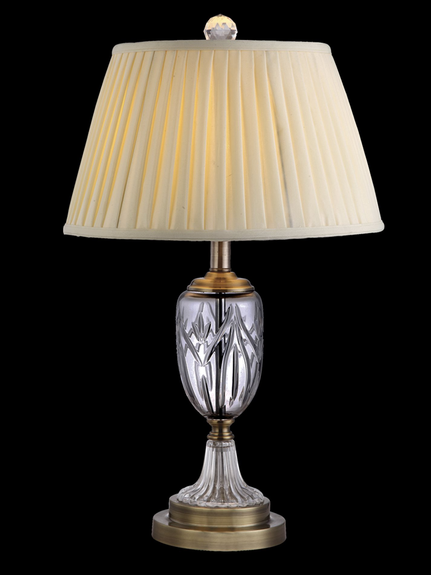 Yosemite Home Decor Dale Tiffany Gt10225 Crystal Transitional Table Lamp Dt