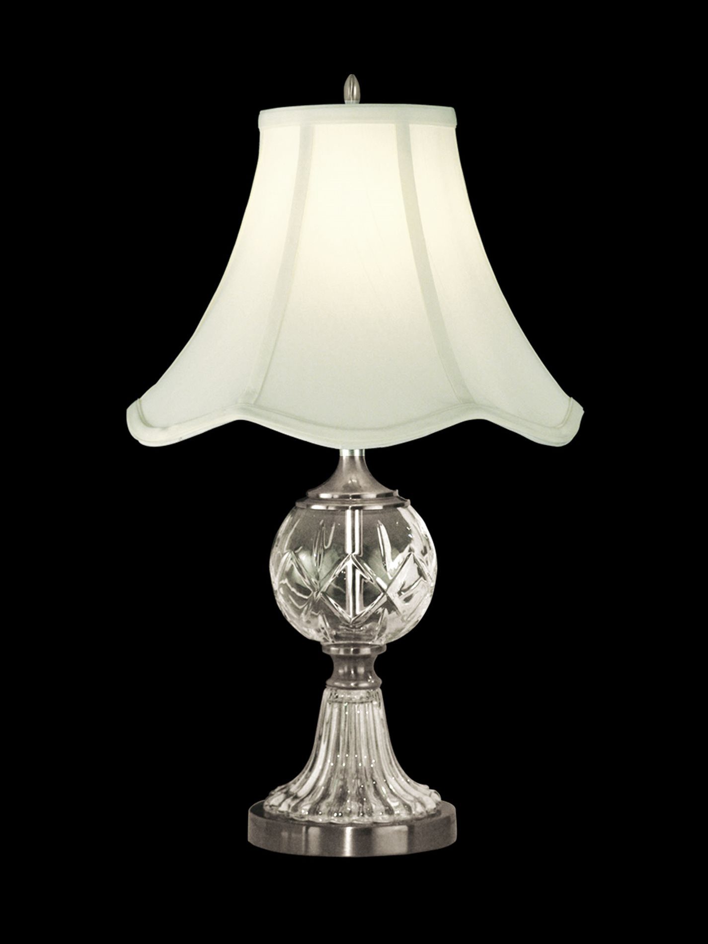 Dale Tiffany Gt10356 Crystal Transitional Table Lamp Dt