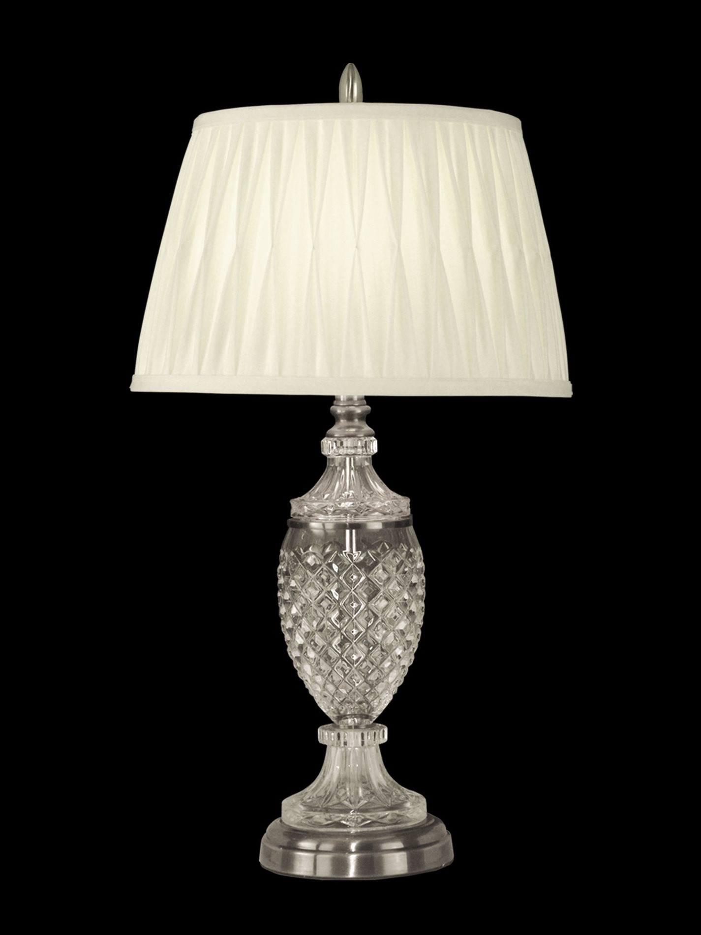 Dale Tiffany Gt10364 Crystal Traditional Table Lamp Dt Gt10364