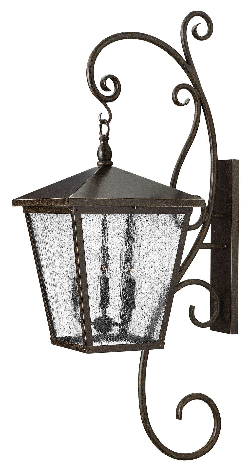 hinkley lighting 1439rb trellis traditional outdoor wall sconce extra large hk 1439rb. Black Bedroom Furniture Sets. Home Design Ideas