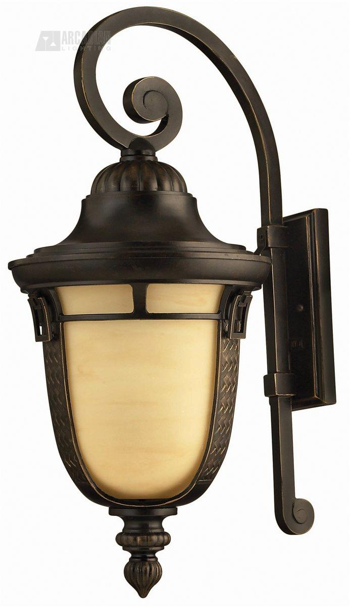 Hinkley Lighting 1615RB Key West Traditional Outdoor Wall Sconce - Large HK-1615-RB