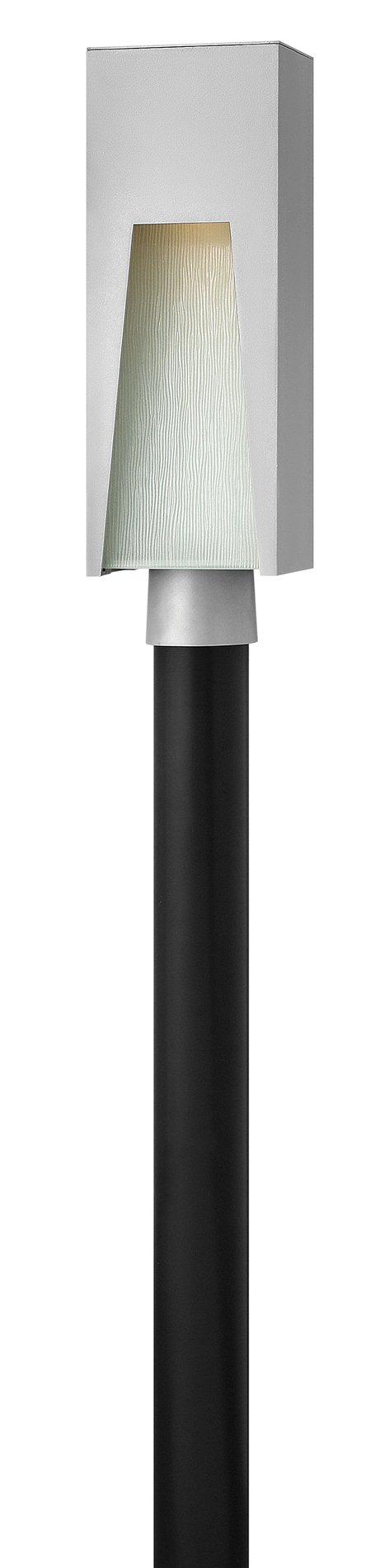 Hinkley Lighting 1761TT Kube Modern Contemporary Outdoor Post Lantern Light