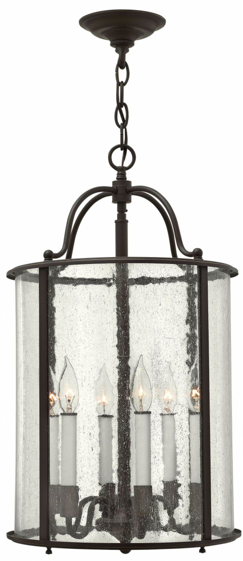 Traditional Foyer Light Fixtures : Hinkley lighting ob gentry traditional foyer light hk