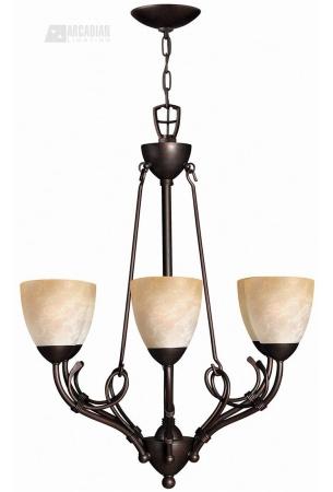 Hinkley Lighting 4116vz Portofino Traditional Chandelier