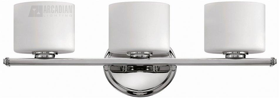 Hinkley Lighting 5423CM Ocho Transitional Bathroom / Vanity Light HK-5423-CM