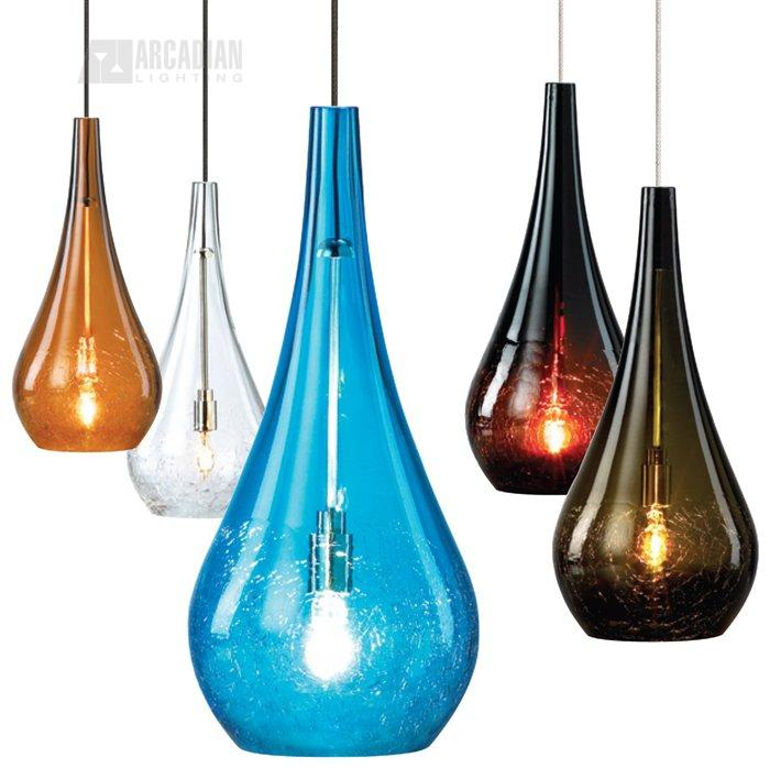 Zoom  sc 1 st  Arcadian Home & LBL Lighting HS467 Seguro Modern / Contemporary Mini Pendant Light ... azcodes.com