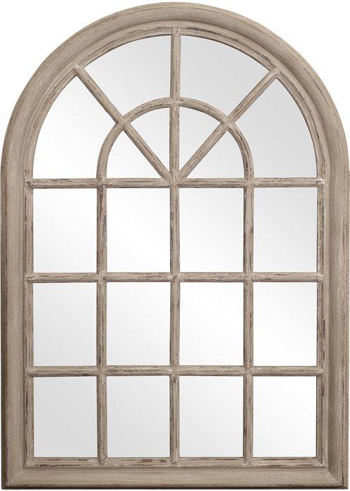 Howard elliott 56017 fenetre rectangular mirror hwe 56017 for Fenetre rectangle