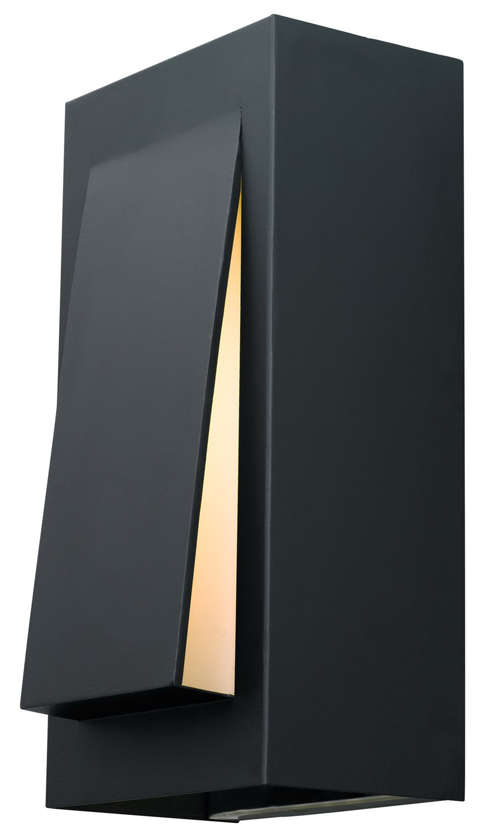 Shown in Black (BL) finish  sc 1 st  Arcadian Home & LBL Lighting JW636 Boardwalk Large 75W Modern / Contemporary Outdoor ...