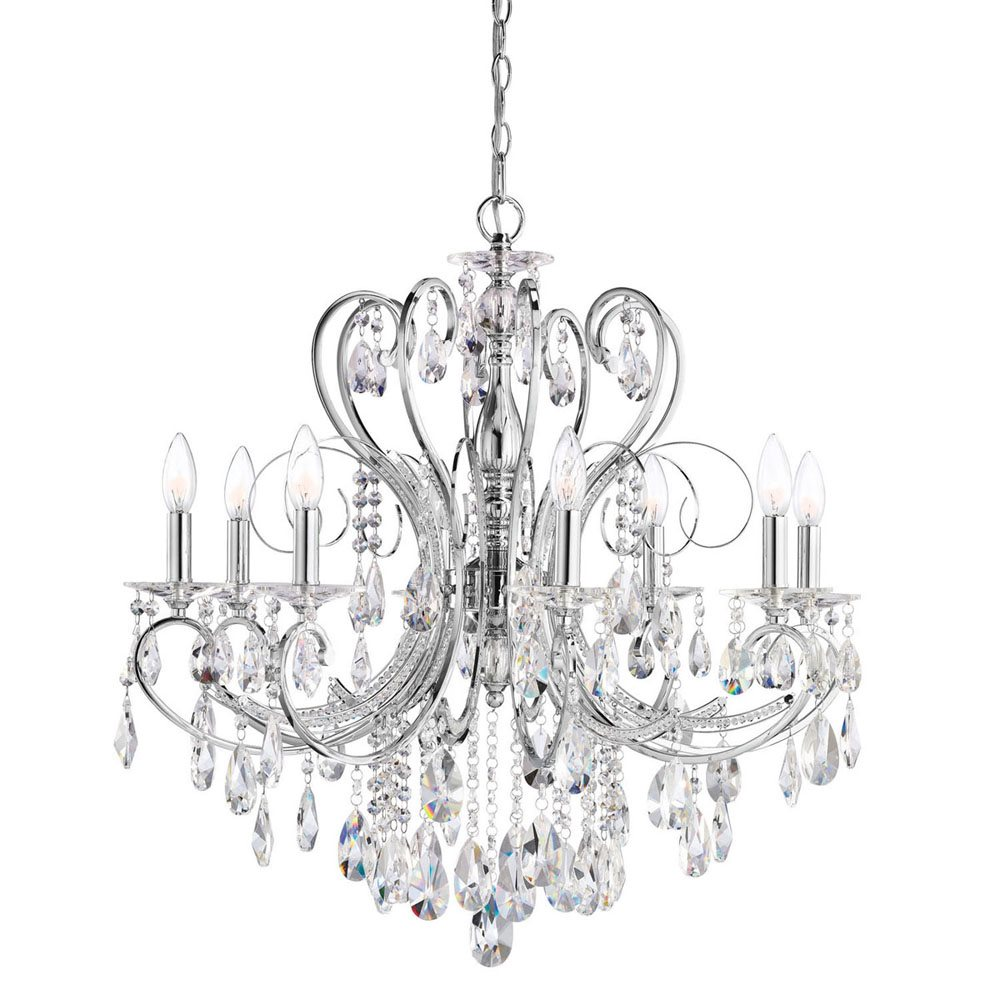 Kichler lighting 1013ch marcalina traditional chandelier kch 1013 ch zoom arubaitofo Image collections