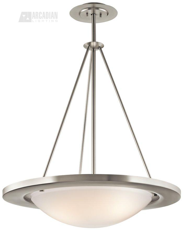 Kichler Lighting 10725NI Contemporary Energy Efficient ...