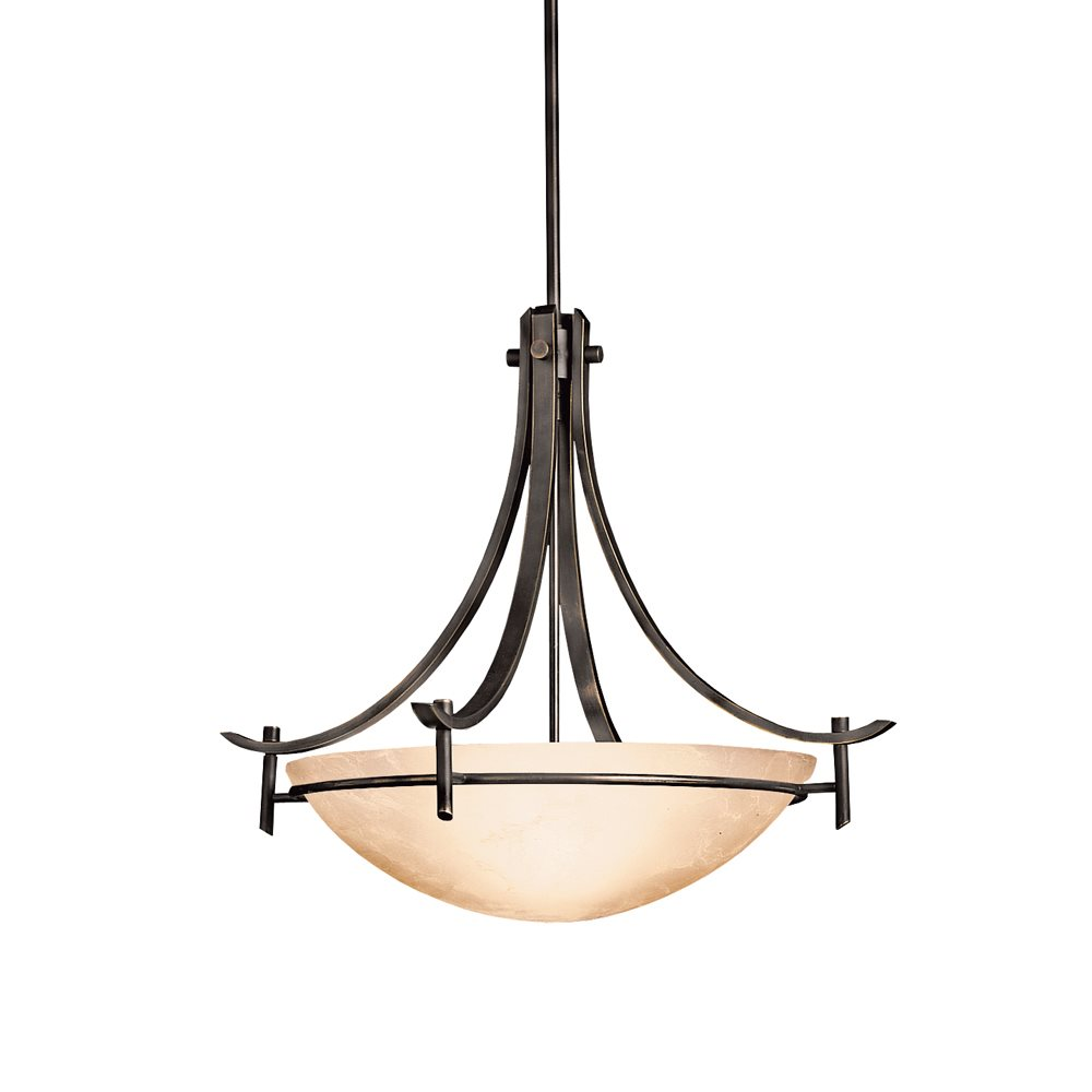 Kichler Lighting 10778OZ Olympia Energy Efficient ...