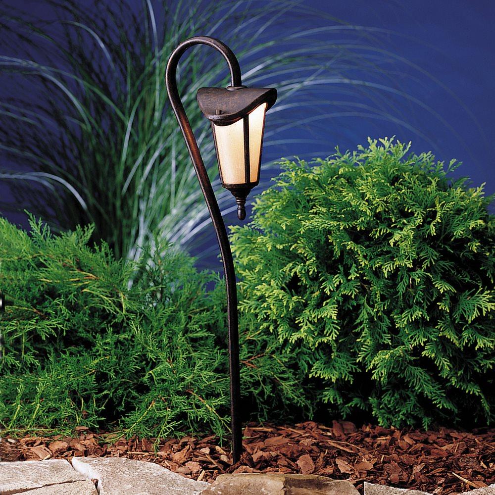 Kichler Lighting 15313TZG Lafayette Lantern Path Light KCH 15313 TZG