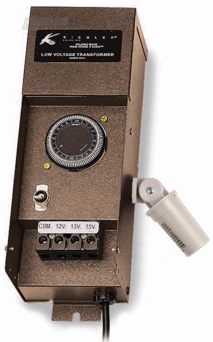 Kichler Lighting 15tp600azt 600w 12v Transformer With