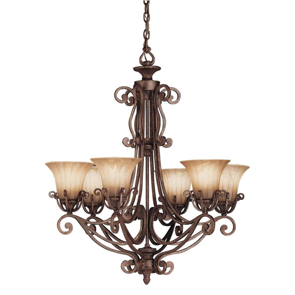 Kichler Lighting 1855cz Cottage Grove European Traditional