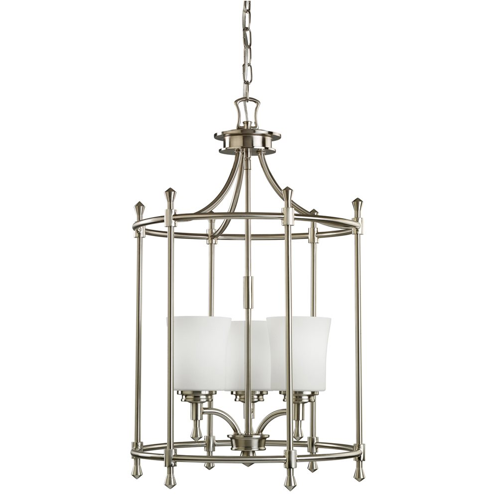 kichler lighting 2518ni wharton contemporary foyer light