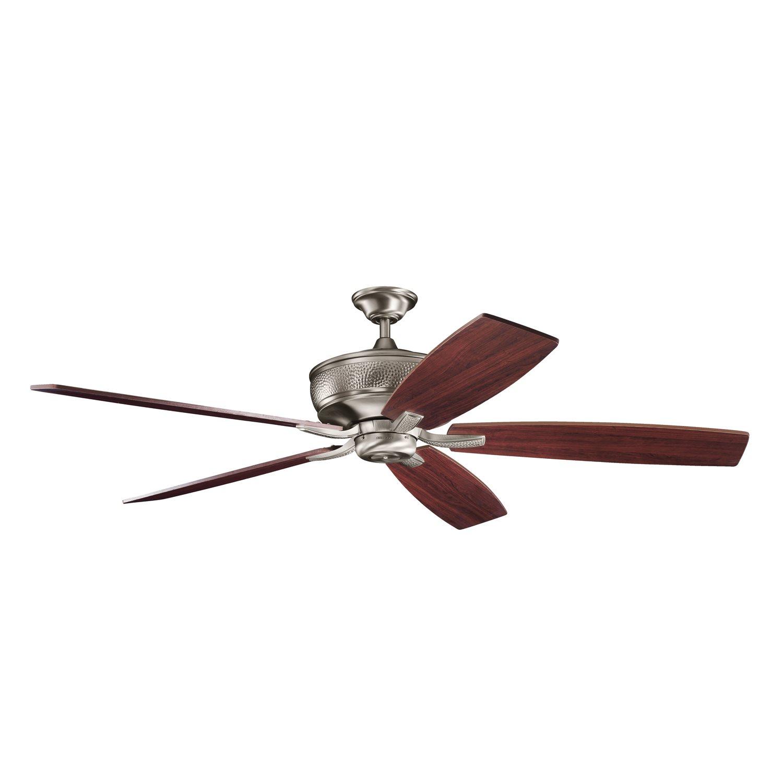 Kichler lighting 300106ap monarch 70 dc motor for Ceiling fan dc motor