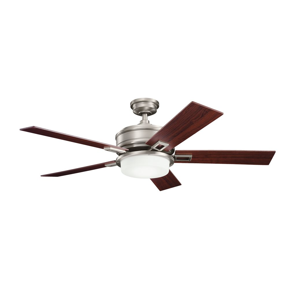Decorative fans 300140ap talbot 52quot transitional ceiling for Küch