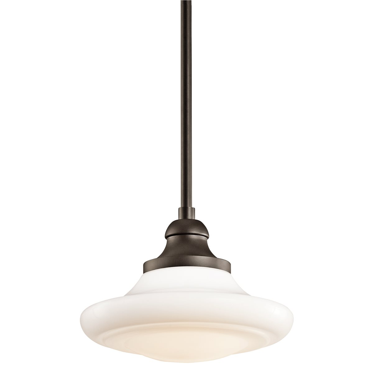 kichler lighting 42270oz keller transitional pendant light
