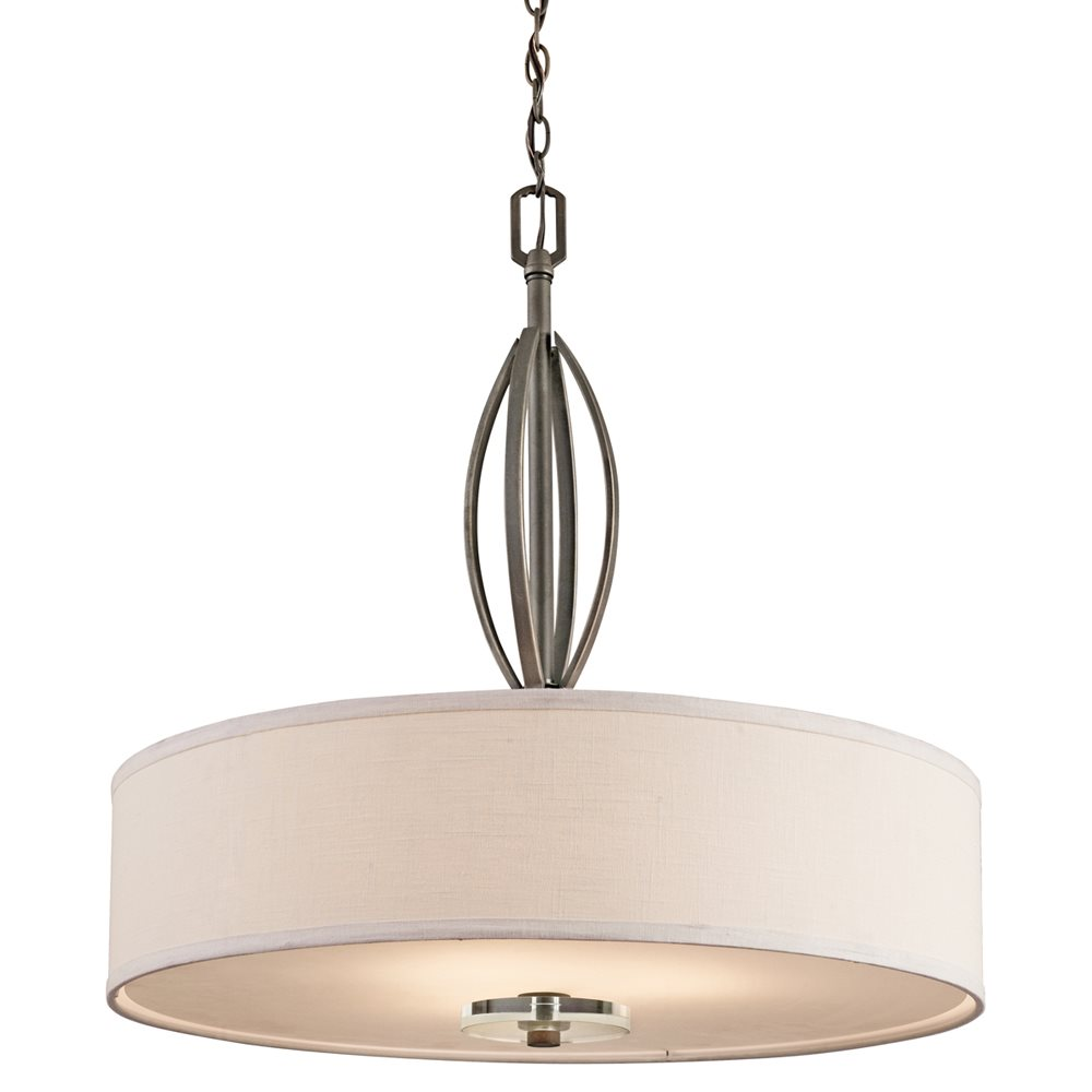 Kichler Lighting 42482oz Leighton Transitional Drum
