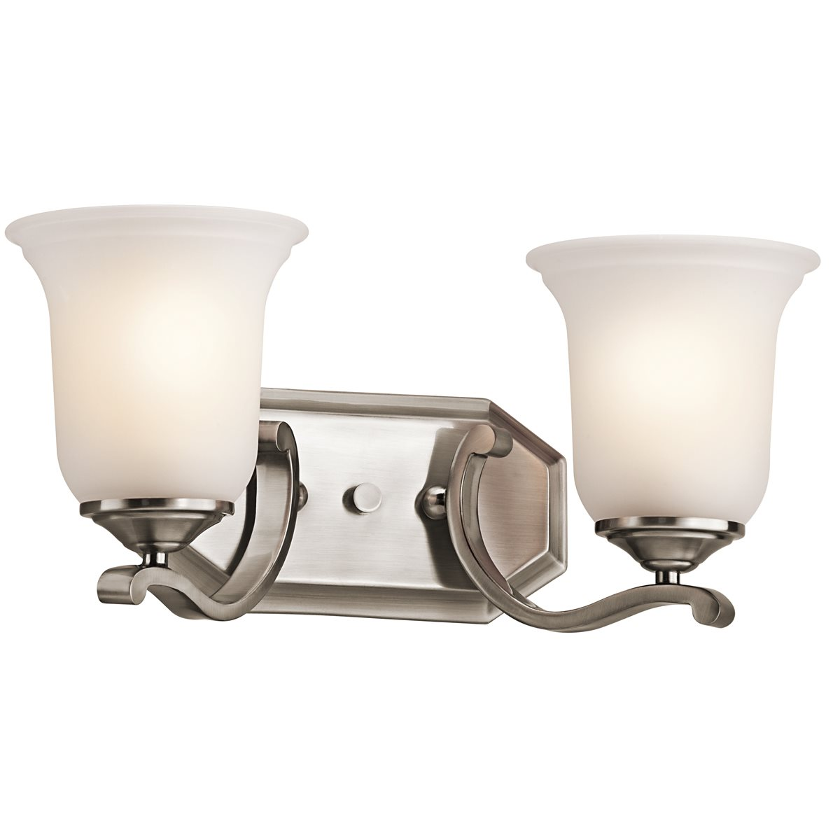 Kichler Lighting 45402CLP Wellington Square Transitional