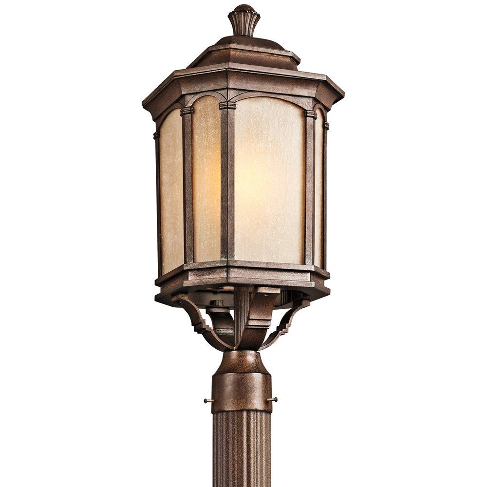 Kichler Landscape Lighting Distributors : Kichler lighting bst duquesne traditional outdoor