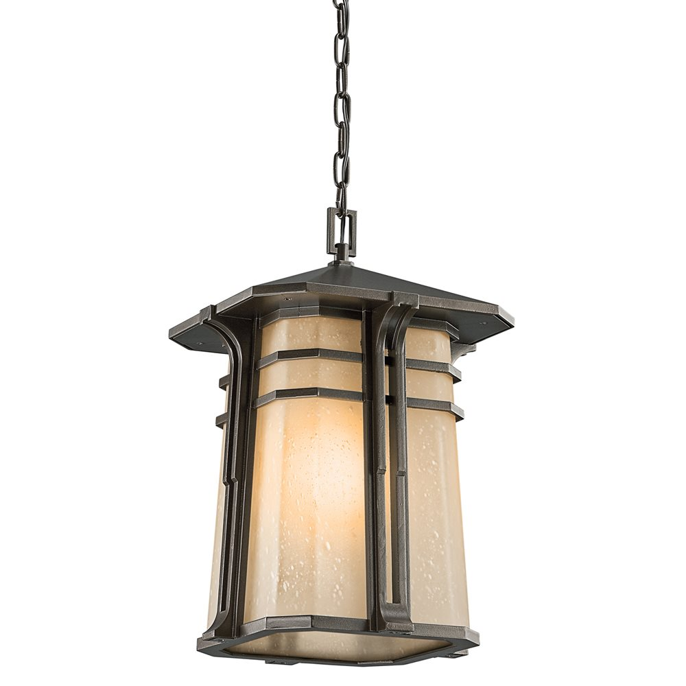 Arts And Crafts Outdoor Pendant Lighting