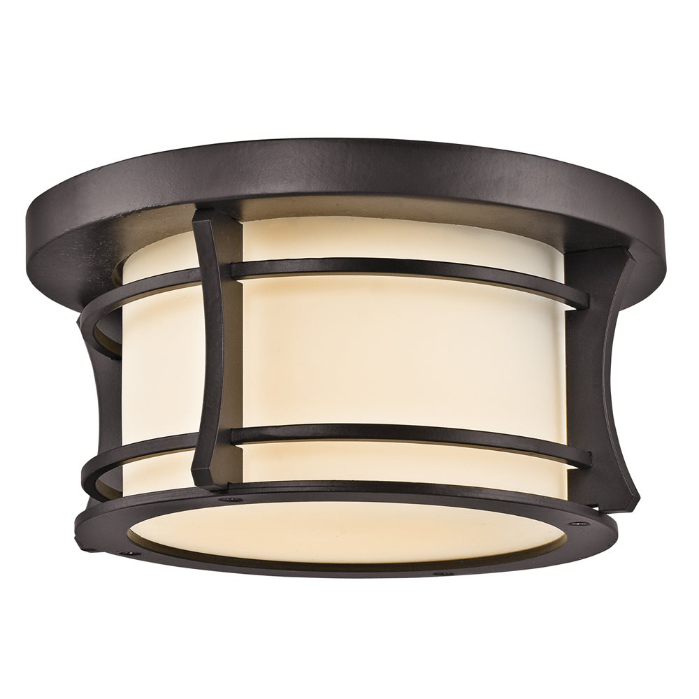 courtney point transitional outdoor flush mount ceiling
