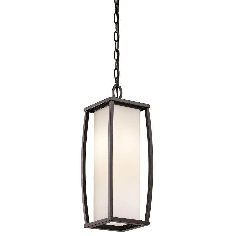 Commercial Lighting Az: Kichler Lighting 49341AZ Bowen Modern / Contemporary