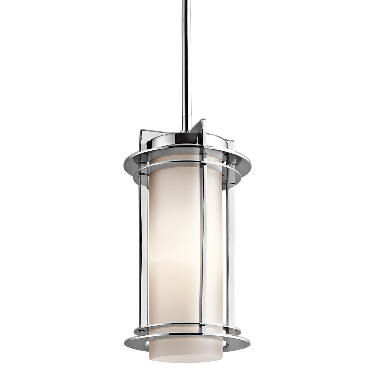 Kichler lighting 49347pss316 pacific edge modern Outdoor pendant lighting