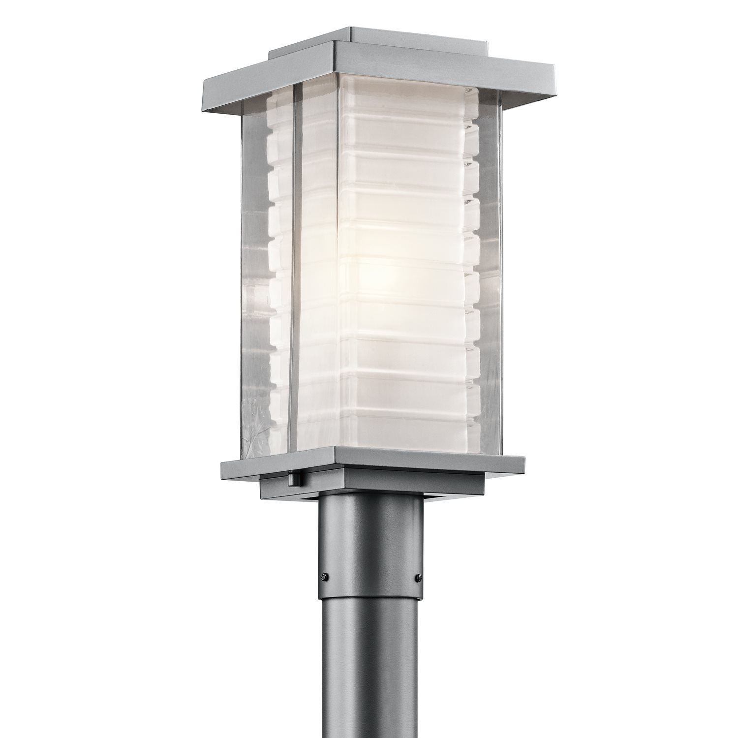 Kichler Lighting Ascari Modern Contemporary Outdoor Post Lantern Ebay