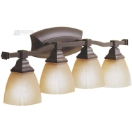 Sections Transitional Bathroom Light 45 2803