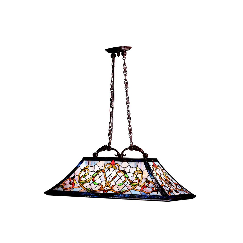 Kichler Lighting 65207 Walton Square Tiffany Victorian