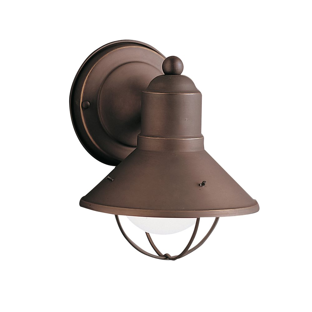 Seaside lodge country rustic garden outdoor wall sconce for Outdoor sconce lighting fixtures