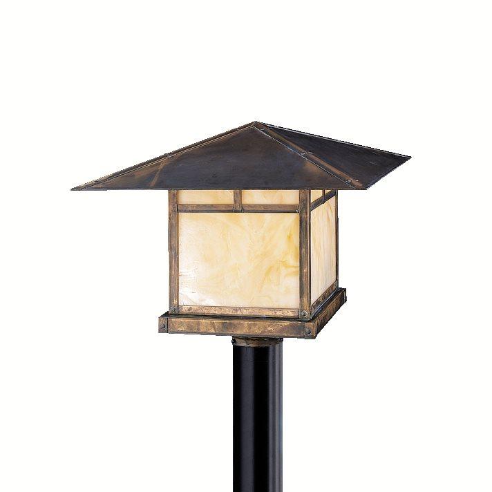 Kichler lighting 9926cv la mesa arts and crafts mission for Arts and crafts style outdoor lighting