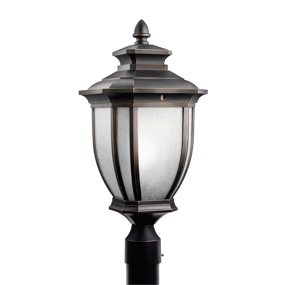Kichler Lighting: Kichler Lighting 9938RZ Salisbury Transitional Outdoor