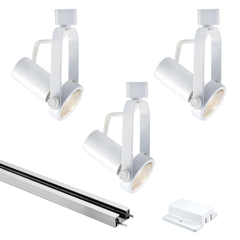 Line Voltage Landscape Lighting Kits : Jesco lighting kit hhv whwh line voltage light ft