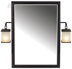 Kenroy 90382orb Plateau Transitional Vanity Mirror Kr