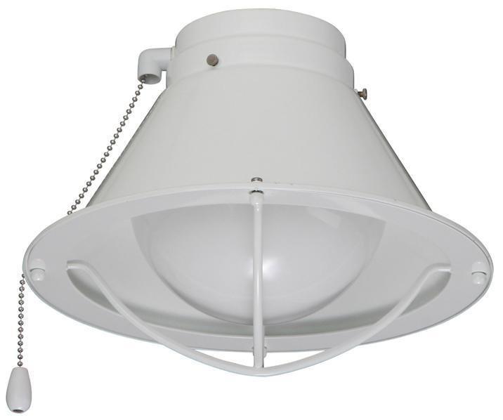Emerson lk46 seaside wet location classic ceiling fan light kit em lk46 ww appliance white aloadofball Choice Image
