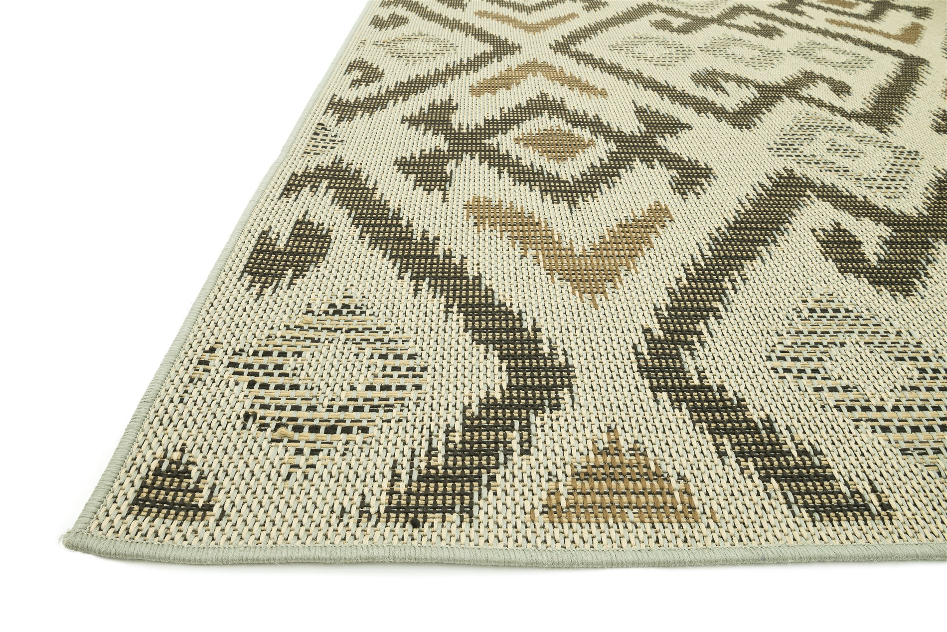 Loloi Rugs CAPICX 04BE Capri Beige Brown Transitional