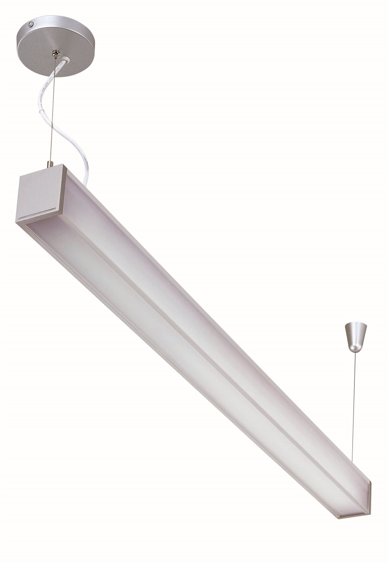 Lite source ls 19682wht lidia double tube contemporary ceiling zoom aloadofball Image collections