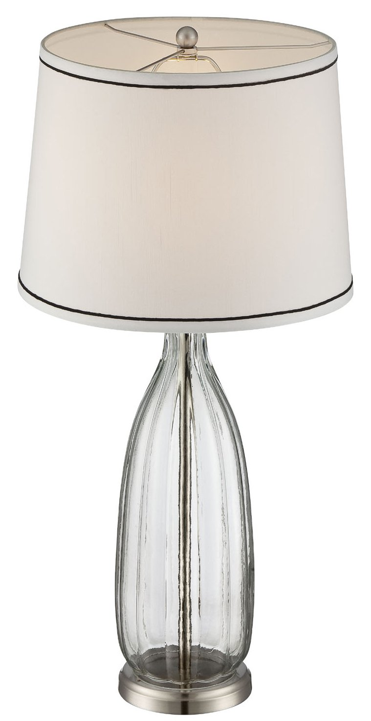 Lite source ls 22502 eileen 150w incand transitional for 150 w table lamp