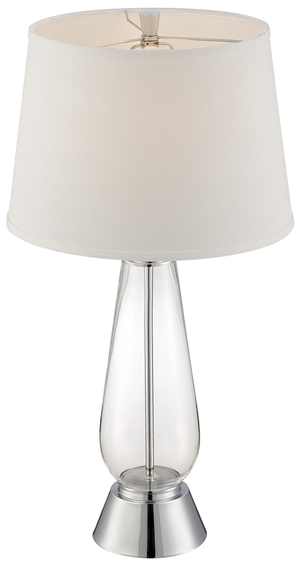 Lite source ls 22546 danya 150w incand transitional table for 150 w table lamp