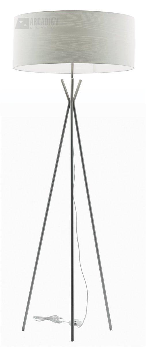 Lzf Cos Pg Chw Gea Cosmos Contemporary Floor Lamp Lzf Cos