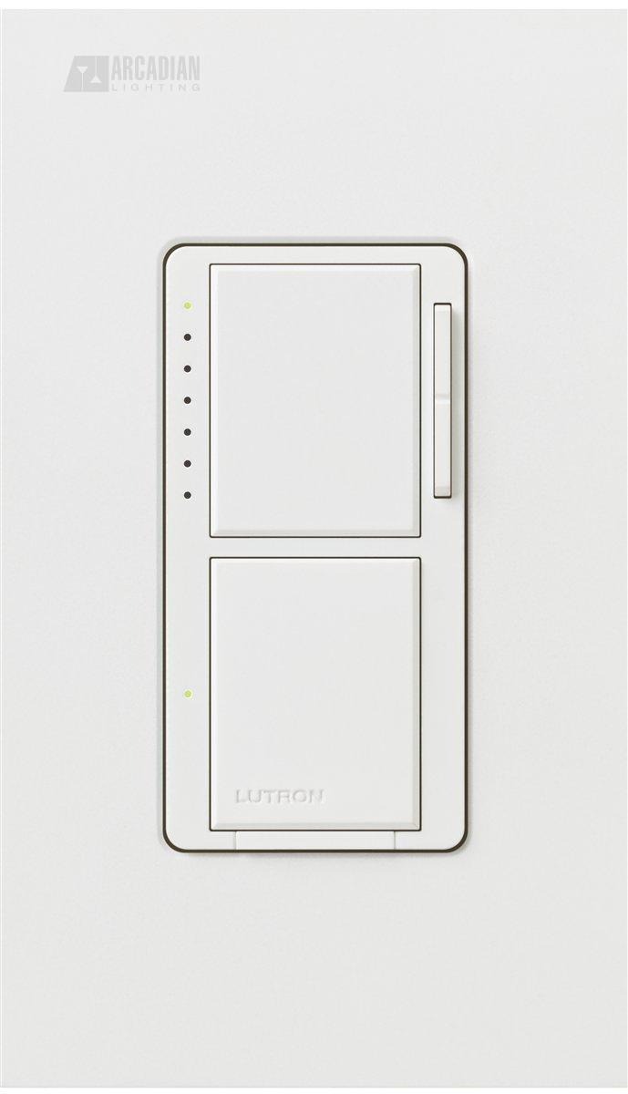 Lutron Ma L3s25 Maestro Single Pole Dual Preset Smart