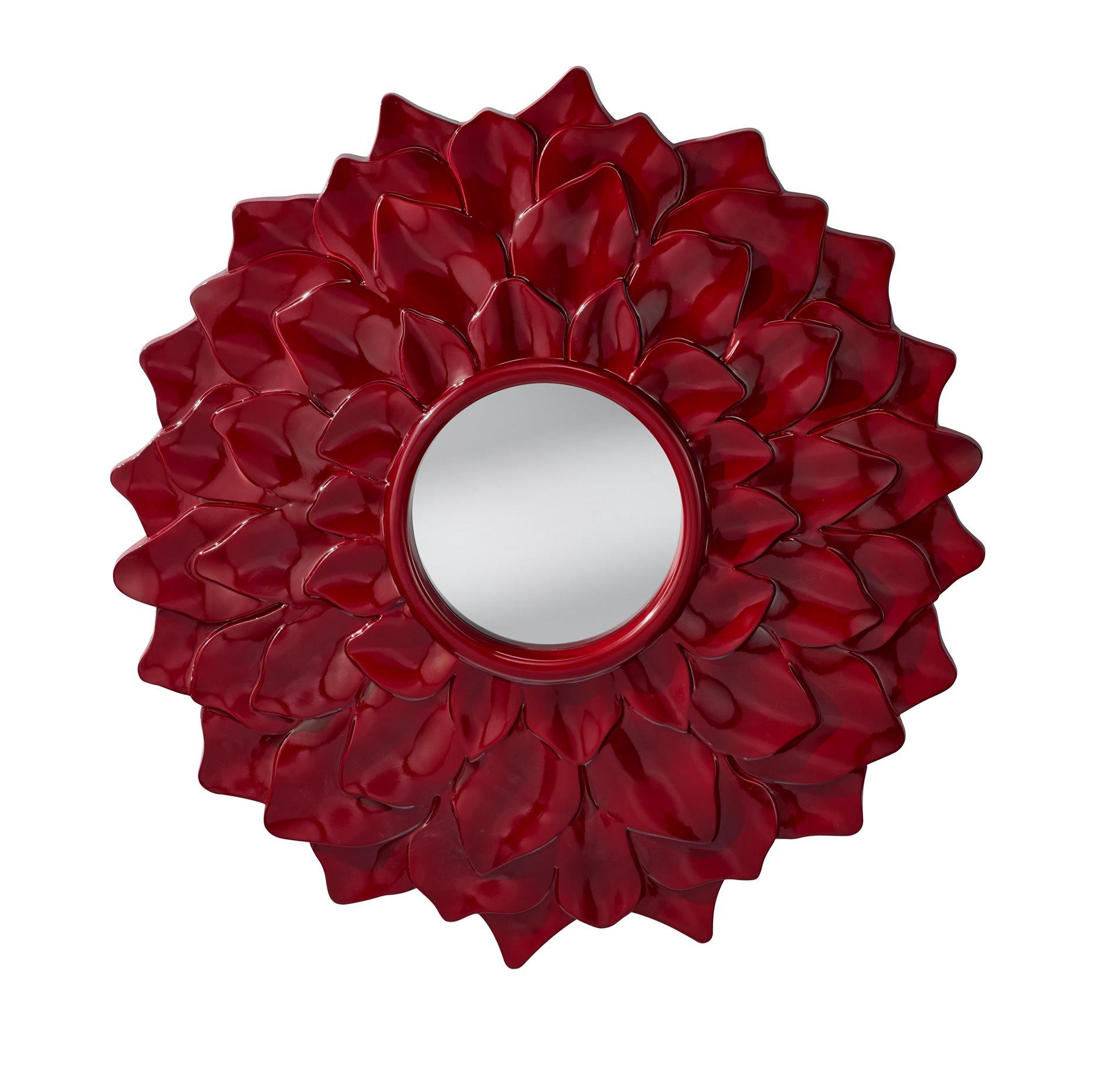 Murray Feiss Mirrors: Murray Feiss MR1215CRML Ambrosia Mirror MRF-MR1215CRML