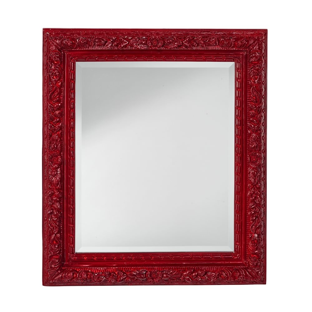 Murray Feiss Mirrors: Murray Feiss MR1223CRML Mirror MRF-MR1223CRML