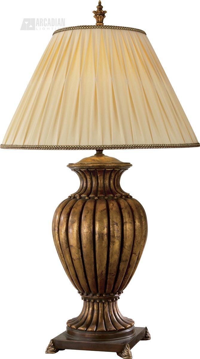 Murray Feiss 9262agl Verdun Traditional Table Lamp Mrf 9262agl