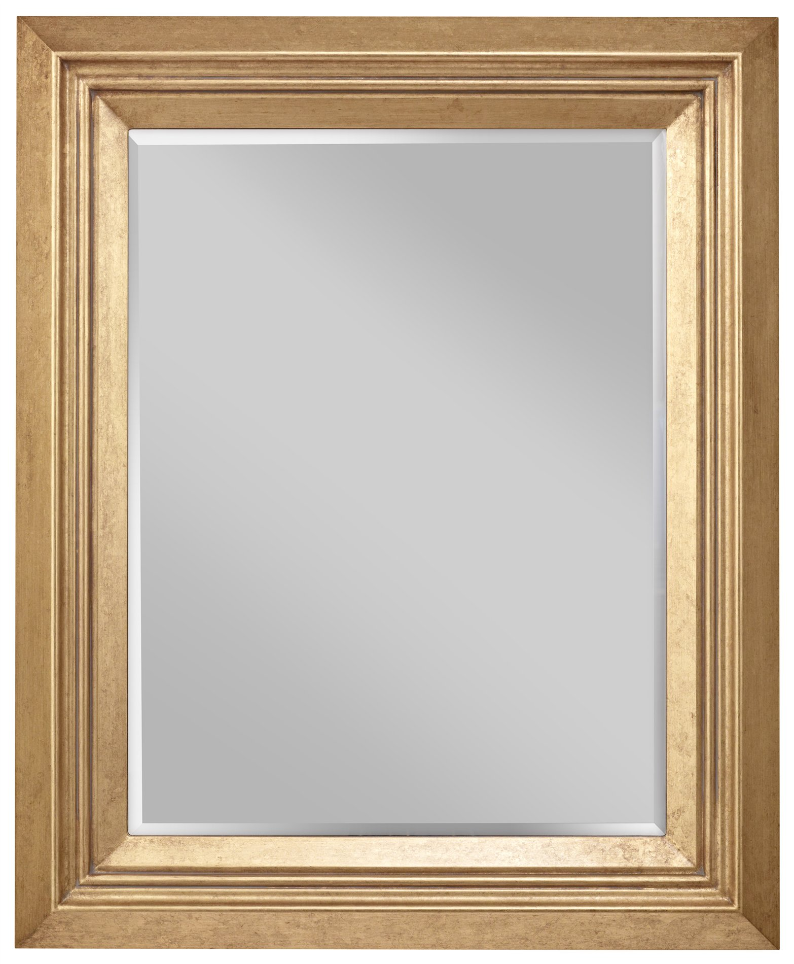 Murray Feiss Mirrors: Murray Feiss MR1167DAG Tisdale Transitional Rectangular
